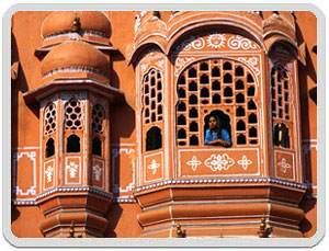 Tours to Hawa Mahal, Jaipur