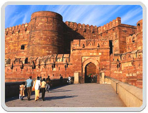 Tours to Red Fort, Agra